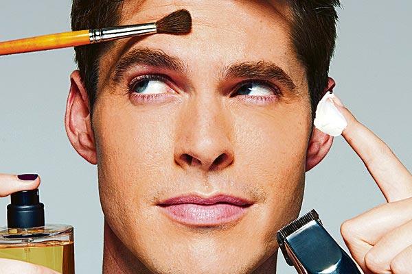 Les cosmétiques pour hommes