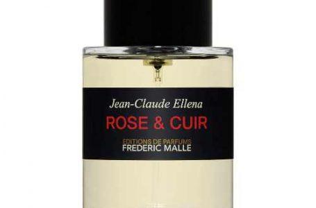 Rose & Cuir le nouveau parfum de la Maison Frédéric Mall